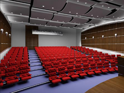 Zayed Auditorium